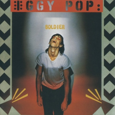 Iggy Pop - Soldier [2000] (Album)