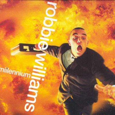 Robbie Williams - Millenium (Single)