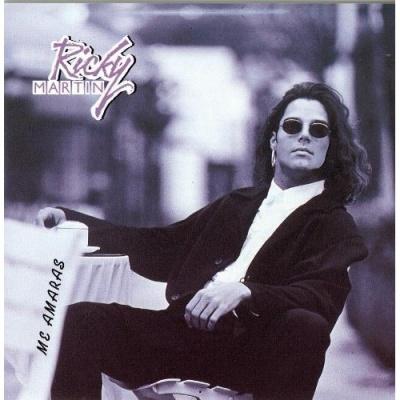 Ricky Martin - Me Amaras (Album)