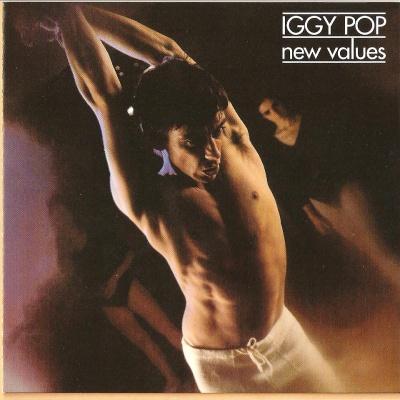 Iggy Pop - New Values [2000] (Album)
