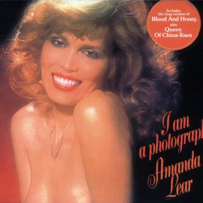 Amanda Lear - I'Am A Photograph