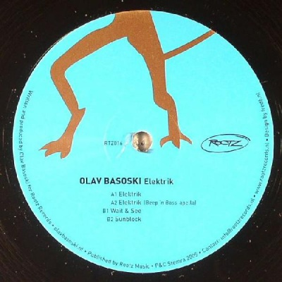 Olav Basoski - Elektrik (Single)