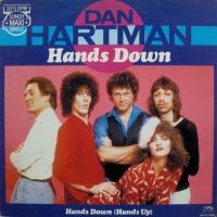Dan Hartman - Hands Down 12` (Promo)