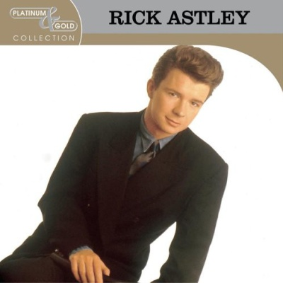 Rick Astley - Platinum & Gold Collection (LP)