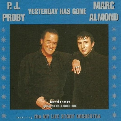 Marc Almond - Yesterday Has Gone (Album)
