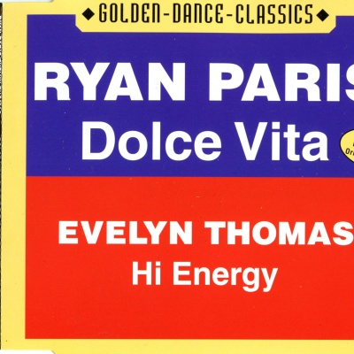 Ryan Paris - Golden Dance Classics (Single)
