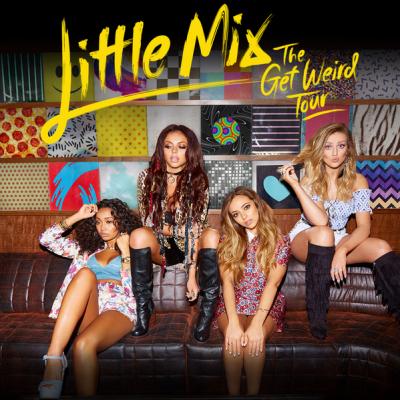 Little Mix - Get Weird (Deluxe Edition) (Album)