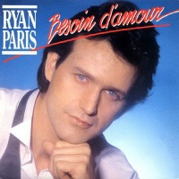 Ryan Paris - Besoin D'amour (Vinyl, 7'', 45 RPM) (Single)
