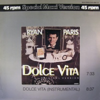 Ryan Paris - Dolce Vita (Original Version) (Single)