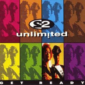 2 Unlimited - Get Ready ! (US) (Album)