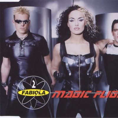 2 Fabiola - Magic Flight (Album)