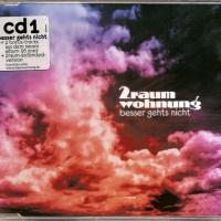 2raumwohnung - Besser Gehts Nicht CD1 (Single)