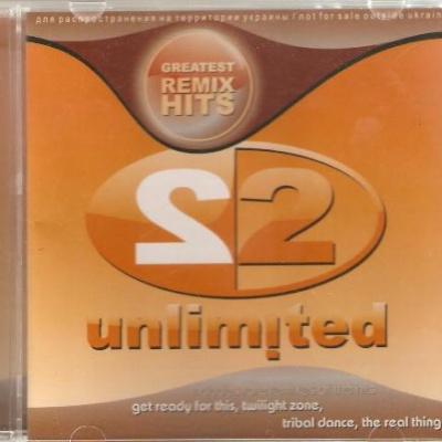 2 Unlimited - Greatest Remix Hits (Australia) (Compilation)