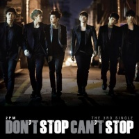 2PM - Don't Stop, Can't Stop (Album)