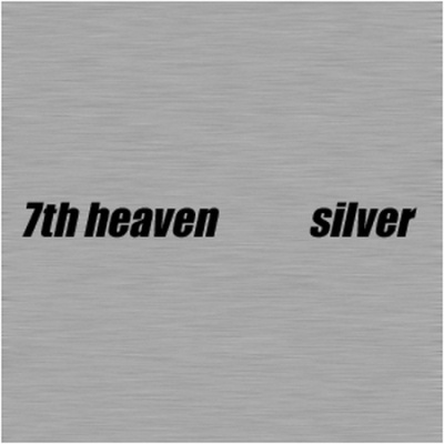7th Heaven - Silver (Black) (Album)