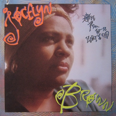 Jocelyn Brown - One From The Heart (Album)