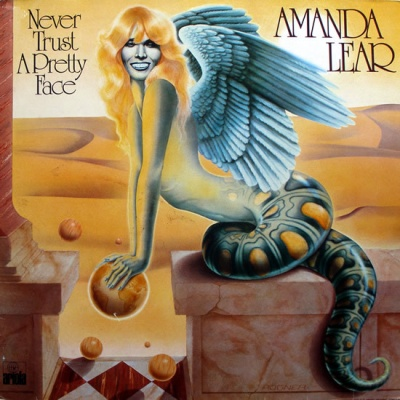 Amanda Lear - Never Trust A Pretty Face (Album)