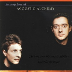 Acoustic Alchemy - The Very Best Of Acoustic Alchemy (Album)