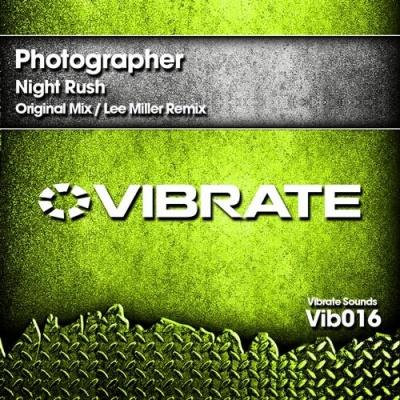 Photographer - Night Rush (Single)