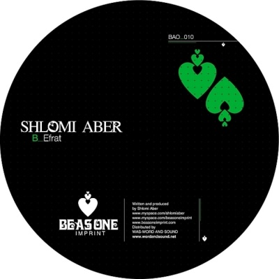 Shlomi Aber - In Theory Yes / Efrat (Album)