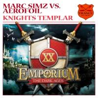 Marc Simz - Knights Templar (EP)