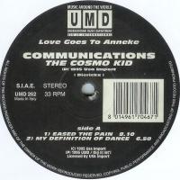 M.I.K.E. - Communications (Single)
