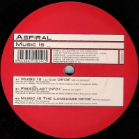 Aspiral - Music Is... (Single)