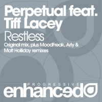 Tiff Lacey - Restless (Single)