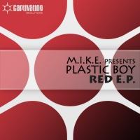 Plastic Boy - Red E.P. (Single)