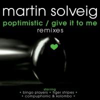 Martin Solveig - Poptimistic (Acapella)