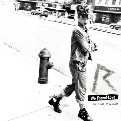 Rihanna - We Found Love (Single)