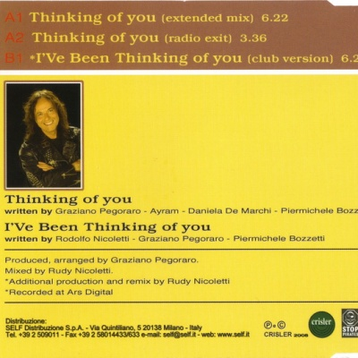 Miko Mission - Thinking Of You (Compilation)