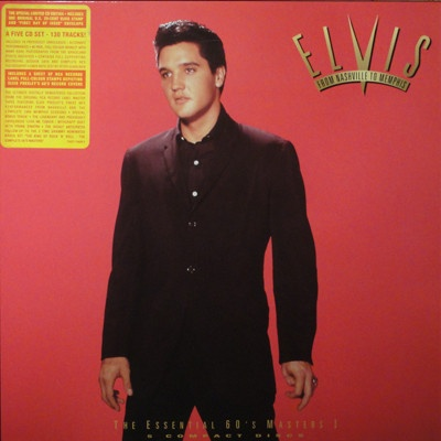 Elvis Presley - From Nashville To Memphis - The Essential 60's Masters I (CD 3) (Album)