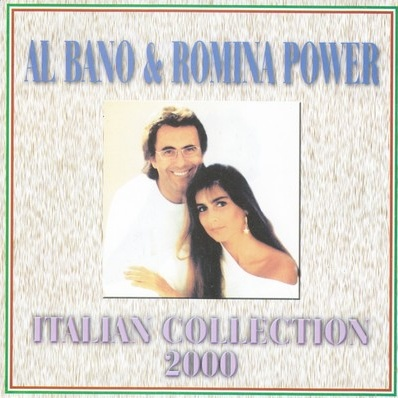 Al Bano & Romina Power - Italian Collection 2000