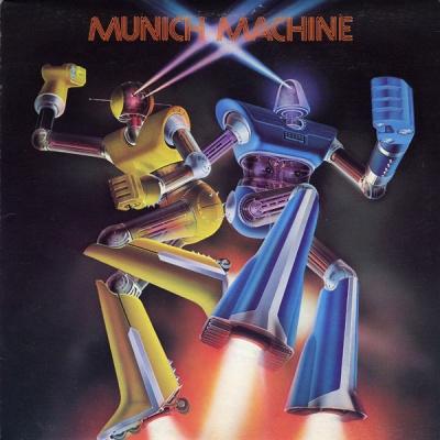 Munich Machine - Munich Machine (Album)