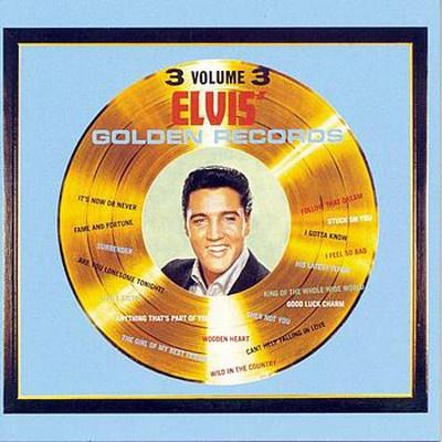 Elvis Presley - Elvis' Golden Records - Volume 3