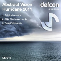 Abstract Vision - Hurricane 2011 (Single)