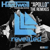 Hardwell - Apollo The Remixes (Single)