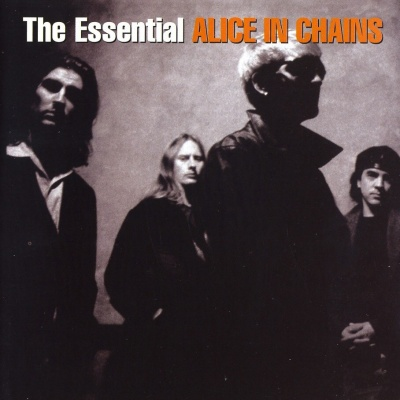 Alice In Chains - The Essential Alice In Chains CD2