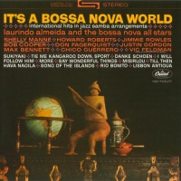 Laurindo Almeida - It's A Bossa Nova World (Album)