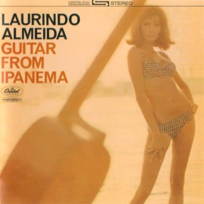 Laurindo Almeida - Guitar From Ipanema (Album)