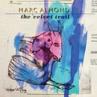 Marc Almond - Zipped Black Leather Jacket
