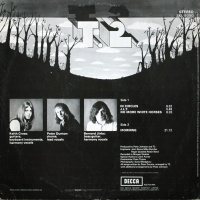 T2 - It'll All Work Out In Boomland (Decca Records) (Album)