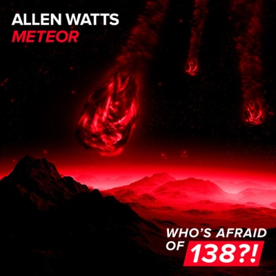 Allen Watts - Meteor (Single)