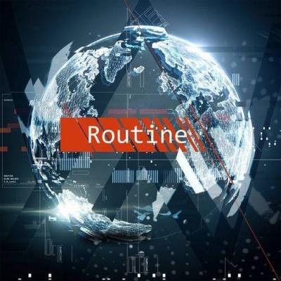 Alan Walker - Routine (Single)