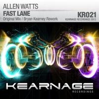 Allen Watts - Fast lane (Single)