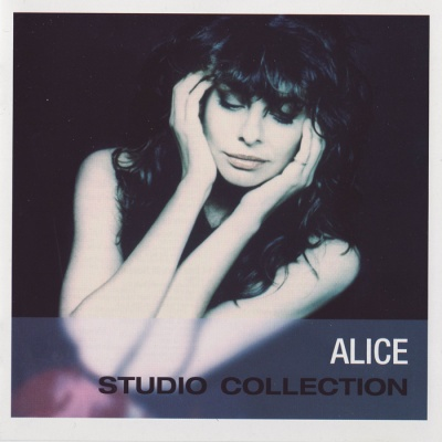 Alice (Carla Bissi) - Studio Collection (Disc 2)