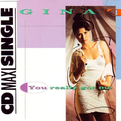 Gina T. - You Really Got Me (Single)