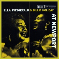 Ella Fitzgerald & Billie Holiday At Newport