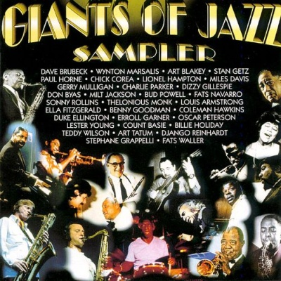 Erroll Garner - Giants of Jazz Vol. 2